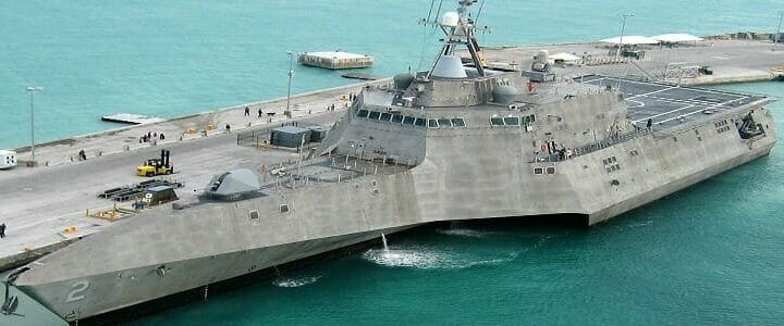 The USS Independence (LCS-2)