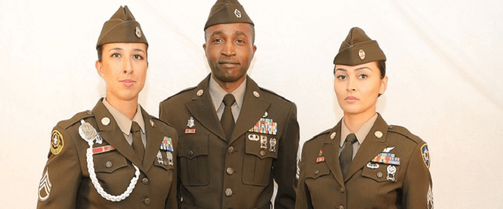 Do You Love Horrible Military Uniforms? Then You're Going to