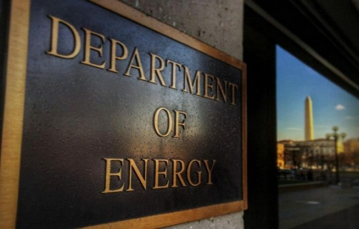Department of Energy in Washington DC
