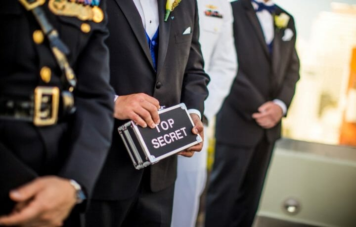 top secret security clearance